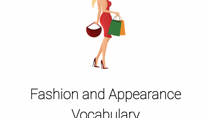 fashion-appearance-vocabulary