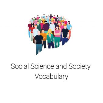 society vocabulary-